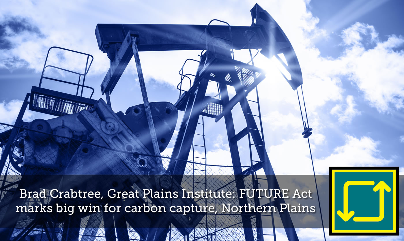 FUTURE Act marks big win for carbon capture