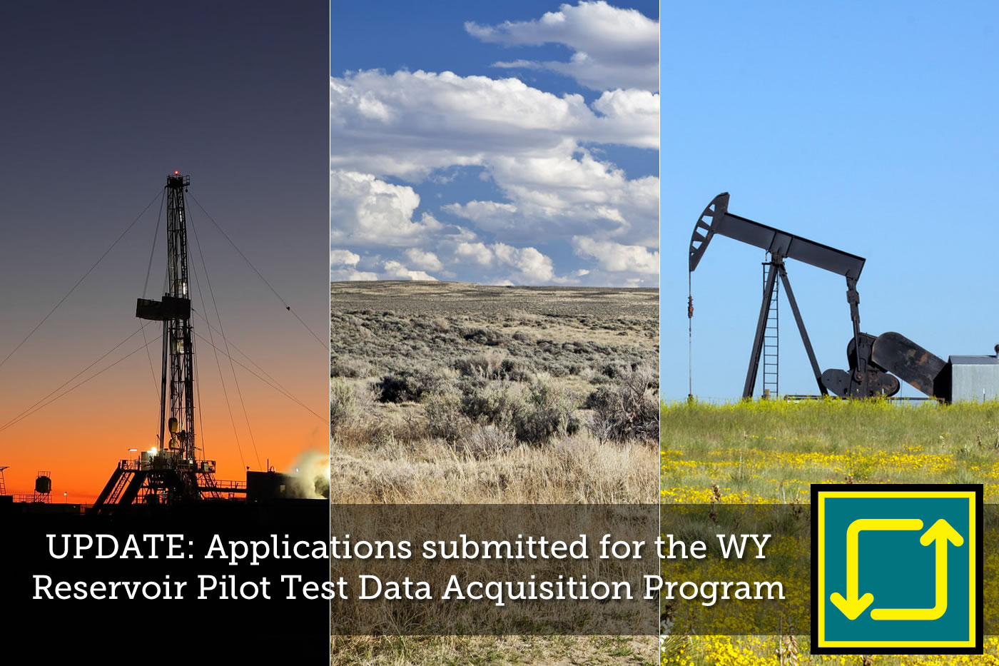 Request for Proposals (RFP) for Wyoming Reservoir Pilot Test Data Acquisition Program