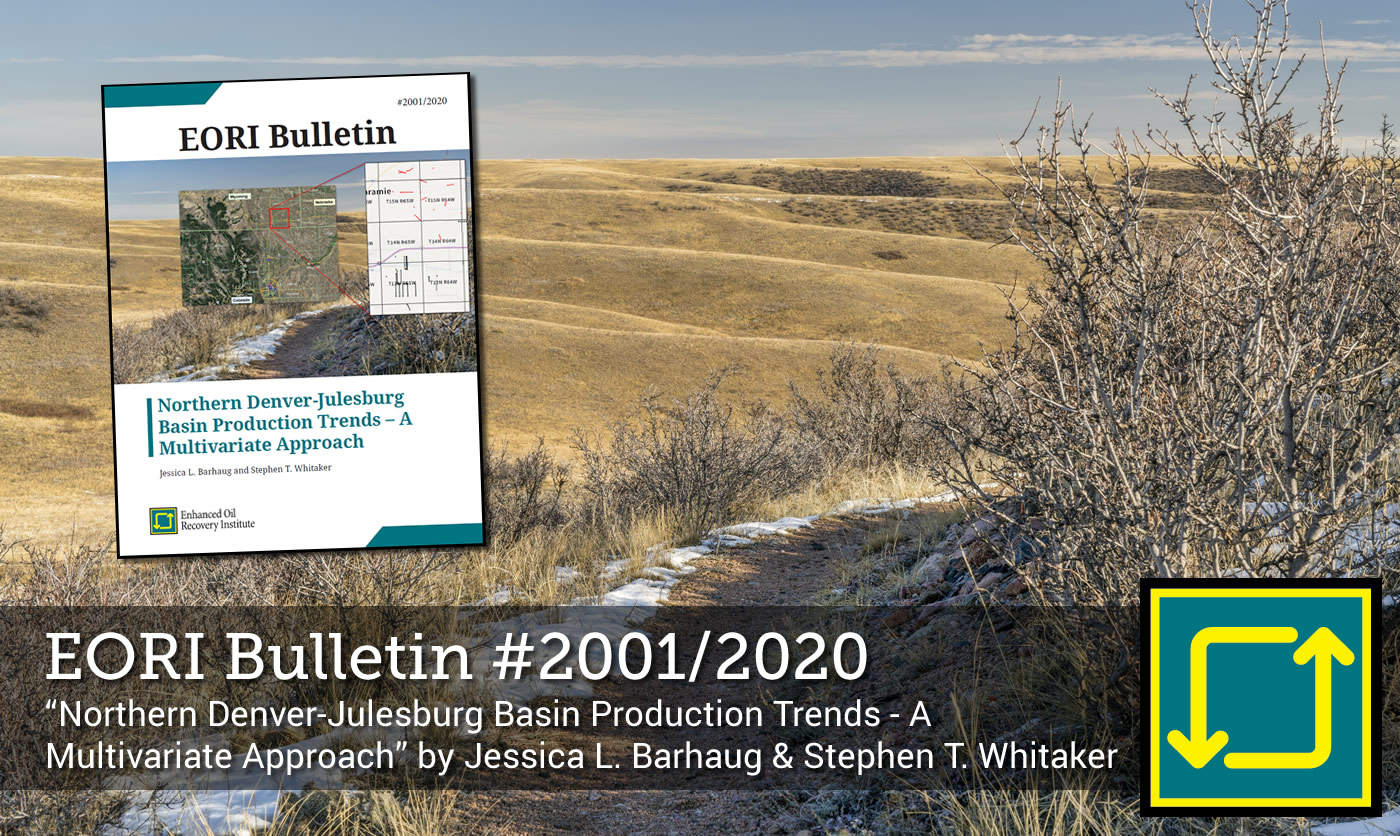 Northern Denver-Julesburg Basin Production Trends
