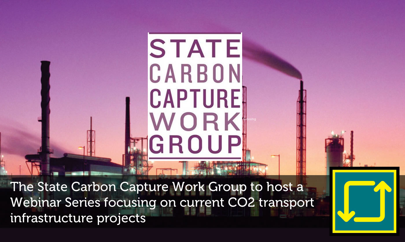 Carbon Capture Work Group to host a Webinar Series
