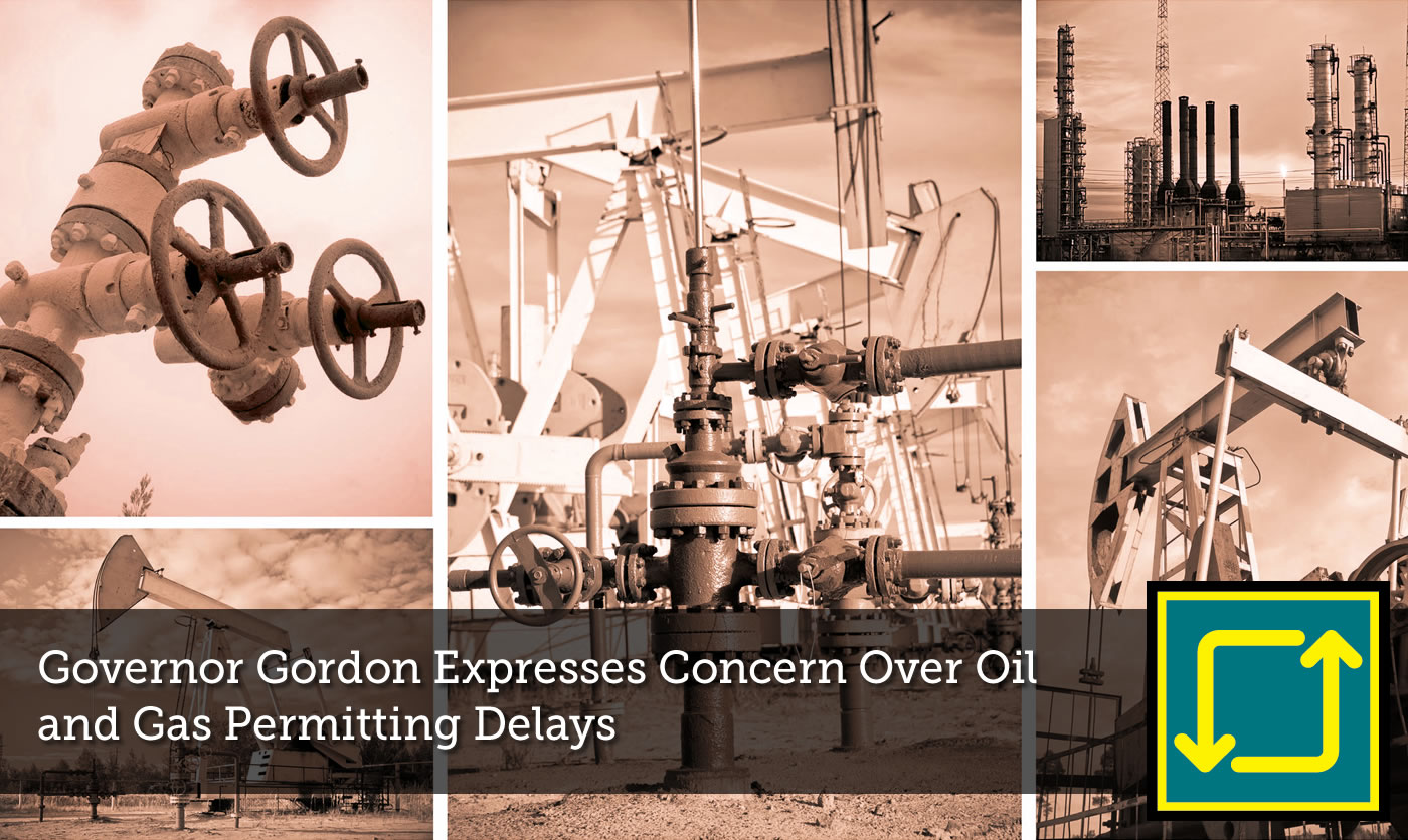 Oil and Gas Permitting Delays