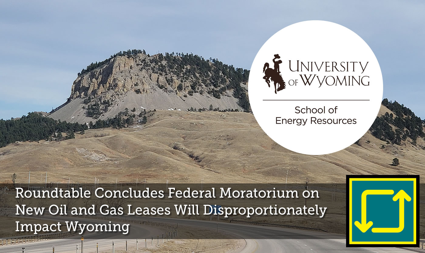 Wyoming Impact of Federal Moratorium on New Oil and Gas Leases