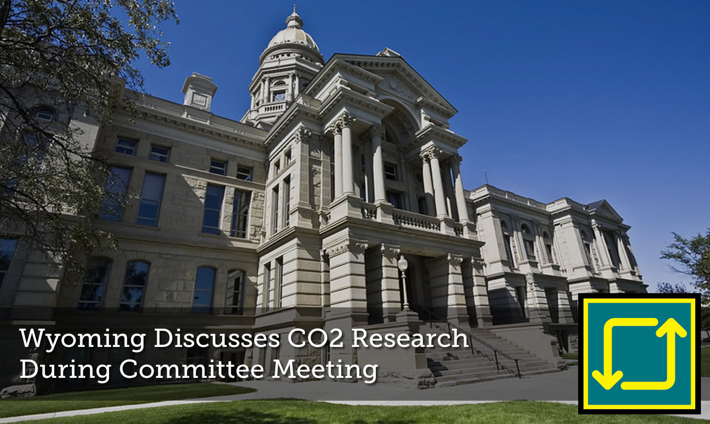 Wyoming Discusses CO2 Research