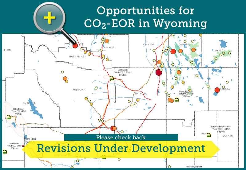 Opportunities for CO2-EOR in Wyoming