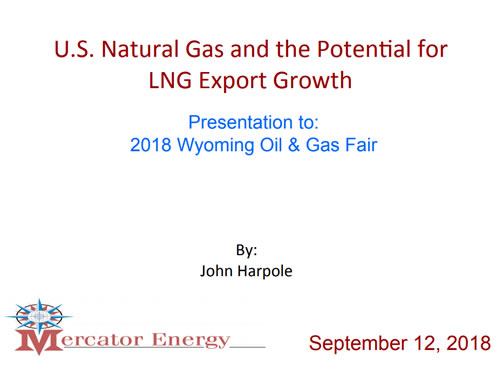 oil and gas fair 2018 Harpole