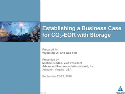 Establishing a Business Case