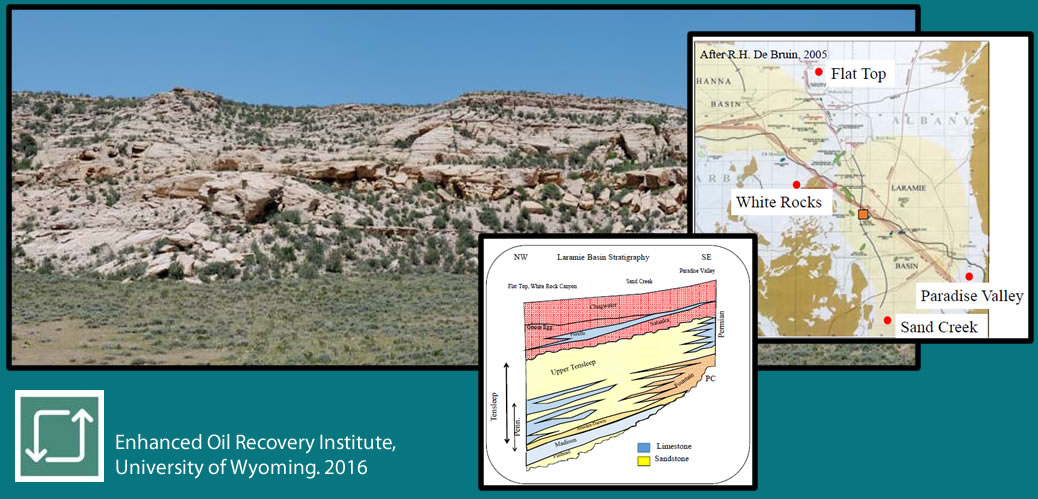 Stratigraphy, Exploration and EOR potential of the Tensleep/Casper Formations, SE Wyoming