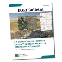 Northern Denver-Julesburg Basin Production Trends – A Multivariate Approach