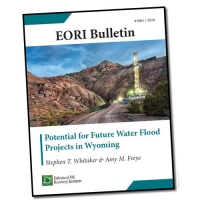 Potential for Future Water Flood Projects in Wyoming