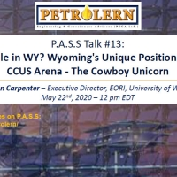 Is CCUS Feasible in WY? Wyoming's Unique Position in the World's CCUS Arena