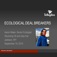 Ecological Deal Breakers