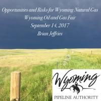 Opportunities and Risks for Wyoming Natural Gas