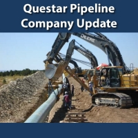 Questar Pipeline Company Update